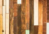 Деталь образца старой древесины декоративная стена — Стоковое фото