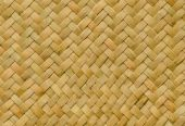 Pattern nature background of handicraft weave texture wicker  — Stock Photo