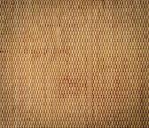 Decorative background of brown handicraft weave texture wicker s — Stock Photo