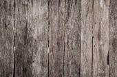木材纹理装饰篱笆墙体表面 — 图库照片