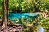 Sa Nam Phut national park at Thailand — Stock Photo