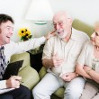 Counseling - Taking Sides — Stock Photo #54198249