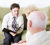 Couples Counseling - Empathy — Stock Photo