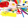 School and office supplies. Back to school. — Stock Photo #52941579