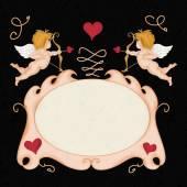 バレンタイン ポスター — ストック写真