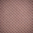 Metal seamless steel diamond plate texture pattern background — Stock Photo #60109107