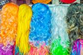 Hairpiece colorful — Stock fotografie