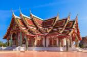 "Temple names ""Pra That Cherng Chum"", Sakonnakhon Thailand — Stock Photo"