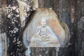 "SAKONNAKHON THAILAND - NOVEMBER 28: The famaus monk names ""Khru  — Photo"