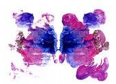 Rorschach inkblot test — Stock Photo