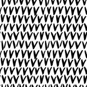 Seamless stylish hand drawn pattern. — Stock Vector
