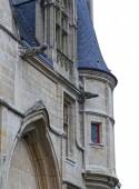 Detail of Notre dame Cathedral. — Stock Photo