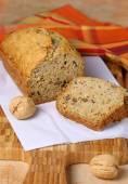 Fresh zucchini bread — Stock Photo