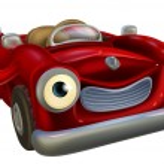 Car mechanic mascot — Stock Vector #80361486