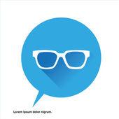 Lorem ipsum dolor nigrum. vector design — Stock Vector