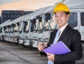 Transportation engineer  — Stock Photo