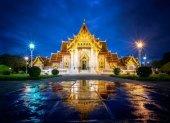 Wat Benjamaborphit  — Stockfoto