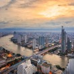 Bangkok City — Stock Photo #53805503