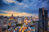 Bangkok Cityscape — Stock Photo