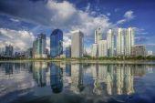 Bangkok, capital city  — Stok fotoğraf