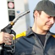 Gasoline price is getting too high — Stock Photo #54309843