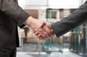 Uzgadniania między przedsiębiorcami — Zdjęcie stockowe
