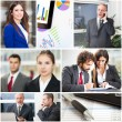 Business people at work — Stock Photo #55960139