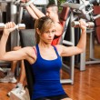 Woman working out — Stock Photo #57725575