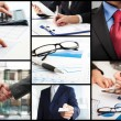 Business people at work — Stock Photo #62052505
