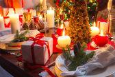 Het is tijd voor kerstavond — Stockfoto