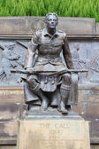 WWI scottish war monument — Stock Photo