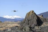 Quadcopter on Alaskan Beach — Stock Photo