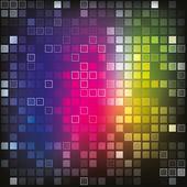 Rectangles background — Stock Vector