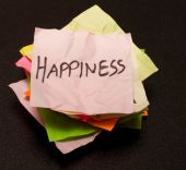 Life choices - happiness — Foto Stock