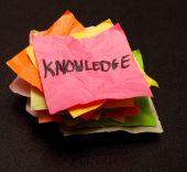 Life choices - knowledge — Fotografia Stock