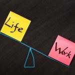 Life - Work Balance — Stock Photo #66279591