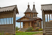 Russian Orthodox old believer Church in the name of the icon of the Theotokos joy of all who sorrow. Yoshkar-Ola. — Stock Photo