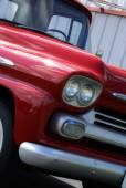 Restored Vintage Truck — Stock Photo