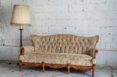 Classic Sofa — Stock Photo