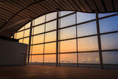 Airport Viewpoint — Stock Photo