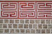 古砖壁 — 图库照片