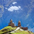 Church on high mountain — Stock Photo #58666227