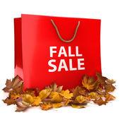 Fall Sale — Stock Photo