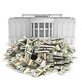 Government spending — Stock Photo