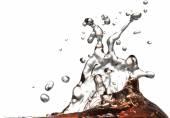 Spritzwasser — Stockfoto