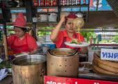 Or Tor Kor market, Bangkok, Thailand — Stock Photo