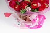 Chocolate Valentine's Day — Stock Photo