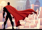 Superhero Watch 2 — Stock Vector