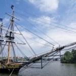 U.S. Brig Niagara Tall Ship — Stock Photo #54622159