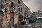 Urban Decay — Stock Photo